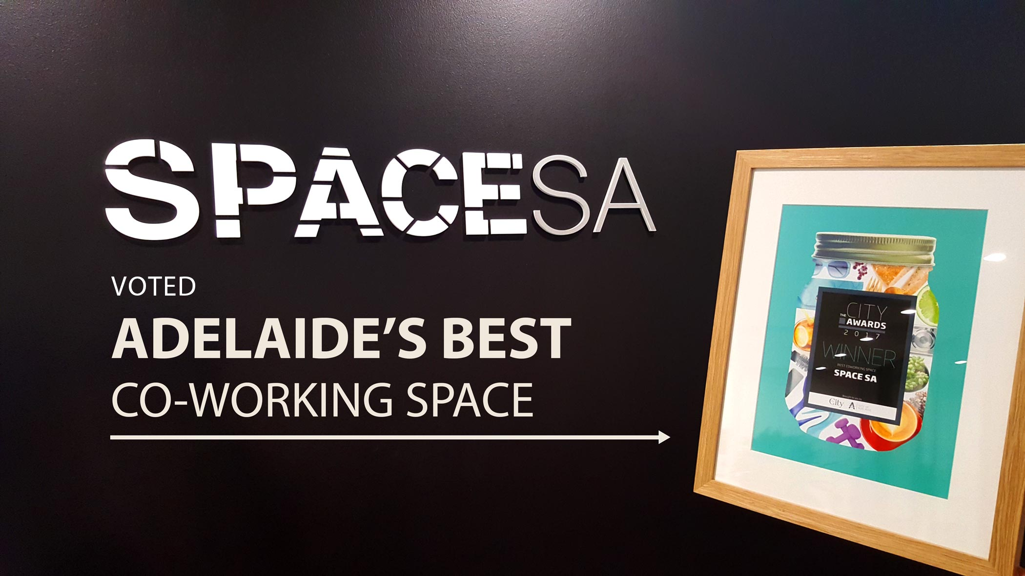 Adelaides Best Co Working Space SpaceSA